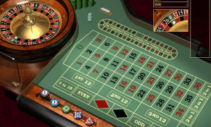 Gambling effects on family statistics