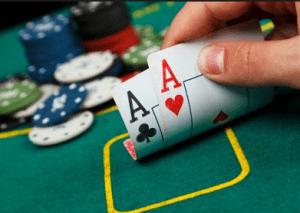 poker spelen online is zeer populair