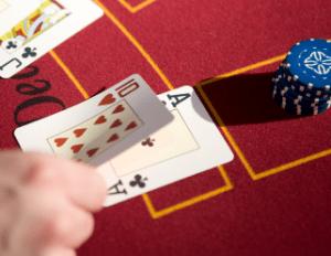 blackjack spelen in het online casino