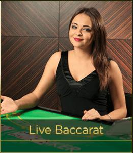 live baccarat is vaak niet in het online casino te spelen